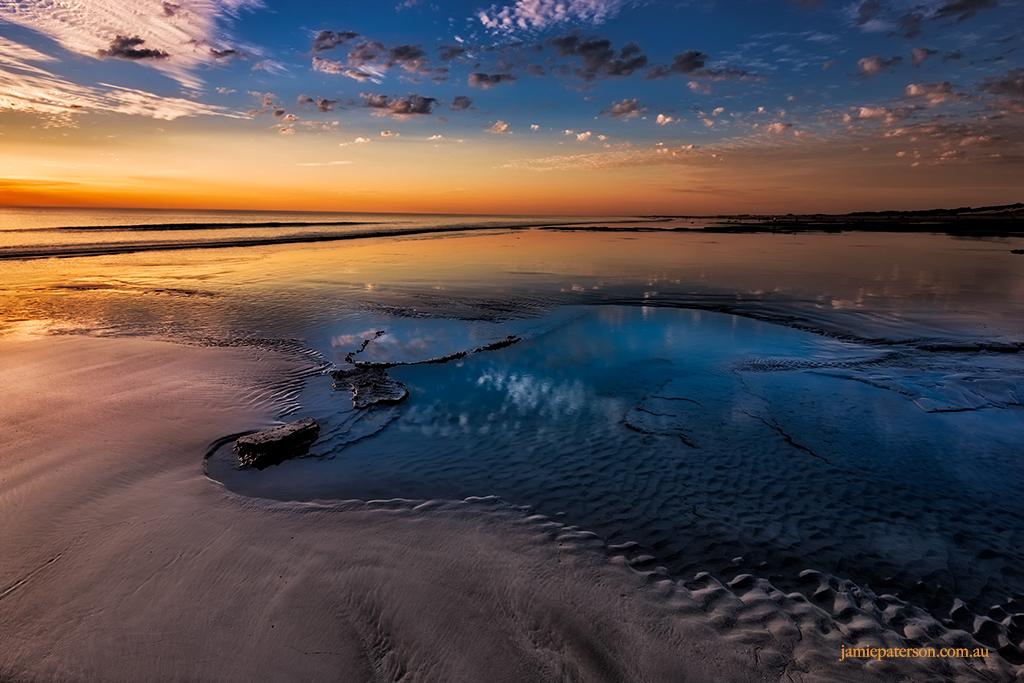 broome, seascape photography, australian landscape photography, western australia, sunset