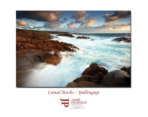 canal rocks yallingup australian seascapes landscapes