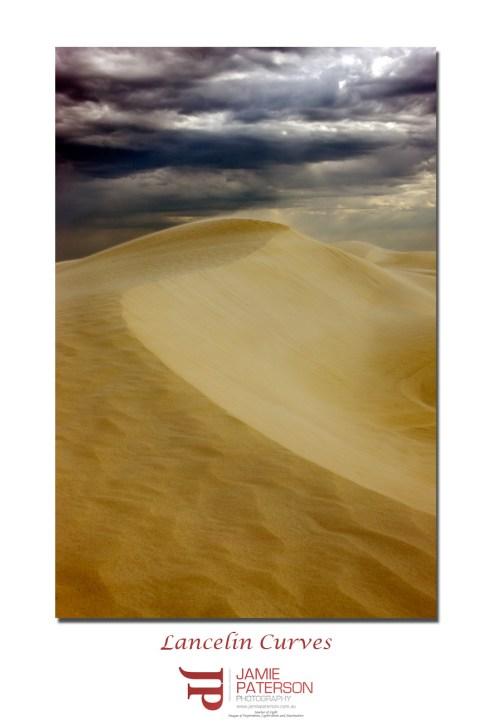 lancelin sand dune curves australian landscape seascape photography jamie paterson