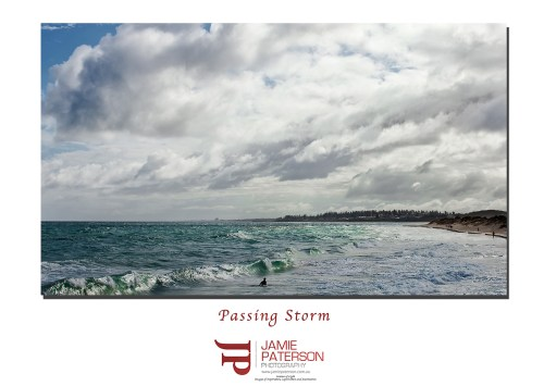 seascape photography, storm front, perth storm, australian landscape photography