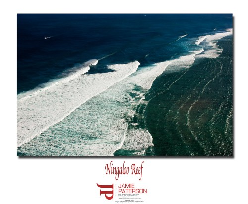 ningaloo ree, aerial photography. australian landscape photography, exmouth