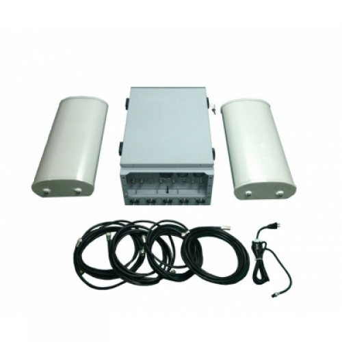Prison Jamming system remote control by PC
