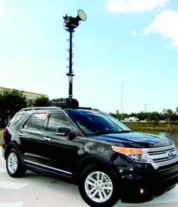 Military used Anti-drones system Long range drone jammer