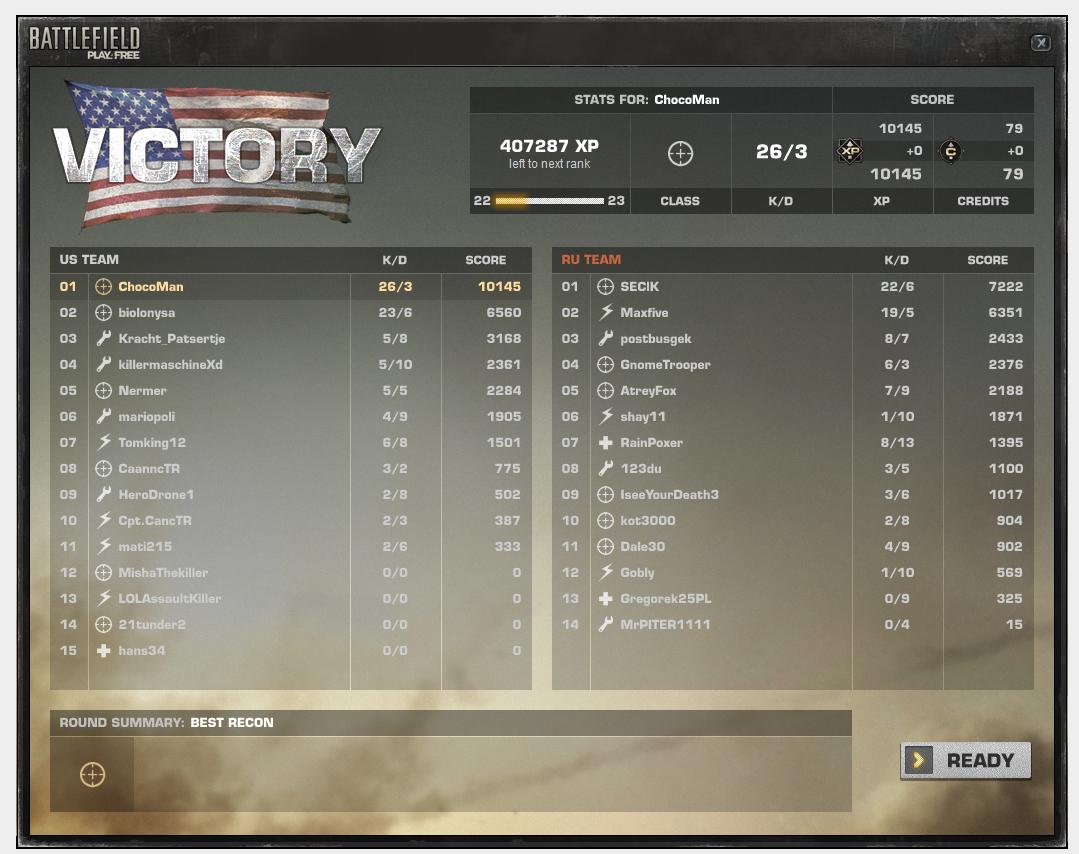 Battlefield Play 4 Free