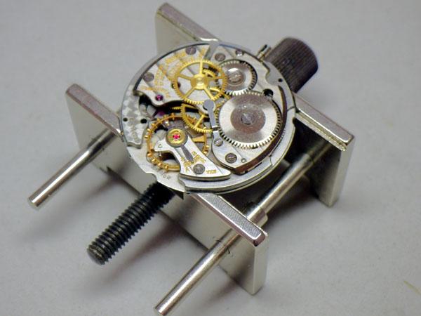 ルクルト 14K金無垢 ラウンドモデル Cal.K830/CW