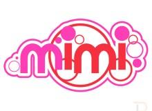 Mimi Logo Pink Red