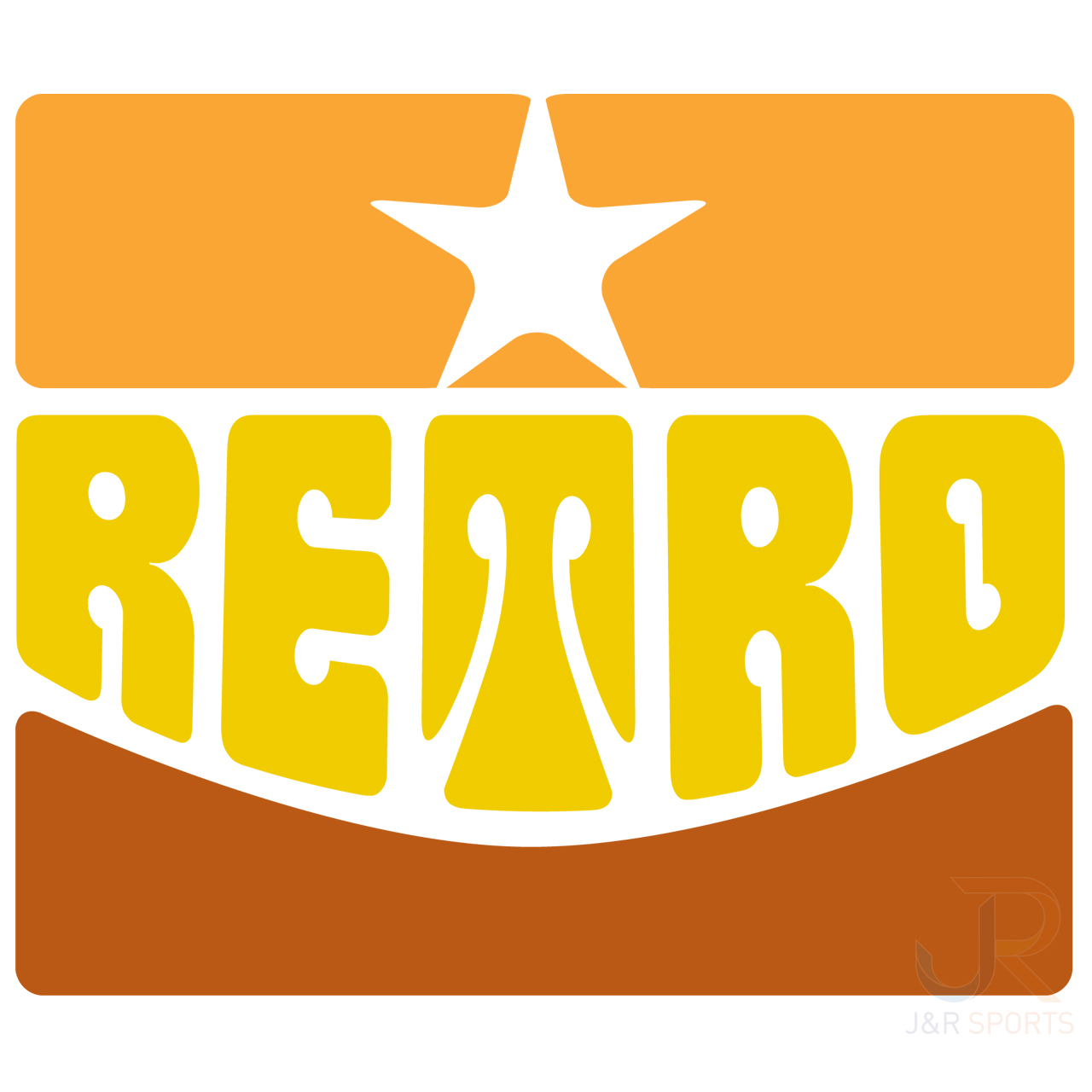 Retro Logo Square