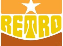 Retro Logo Square