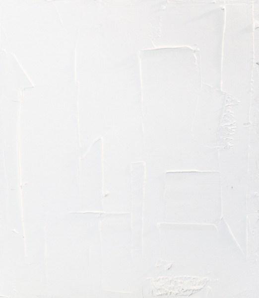 Plaster on wood '17 - 45,5 x 52 cm