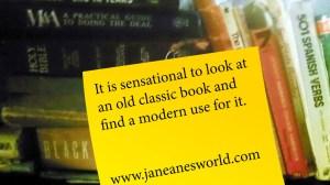 Sensational Saturday, classic books, Sun Tzu, The Art of War, modern women, lesson learned