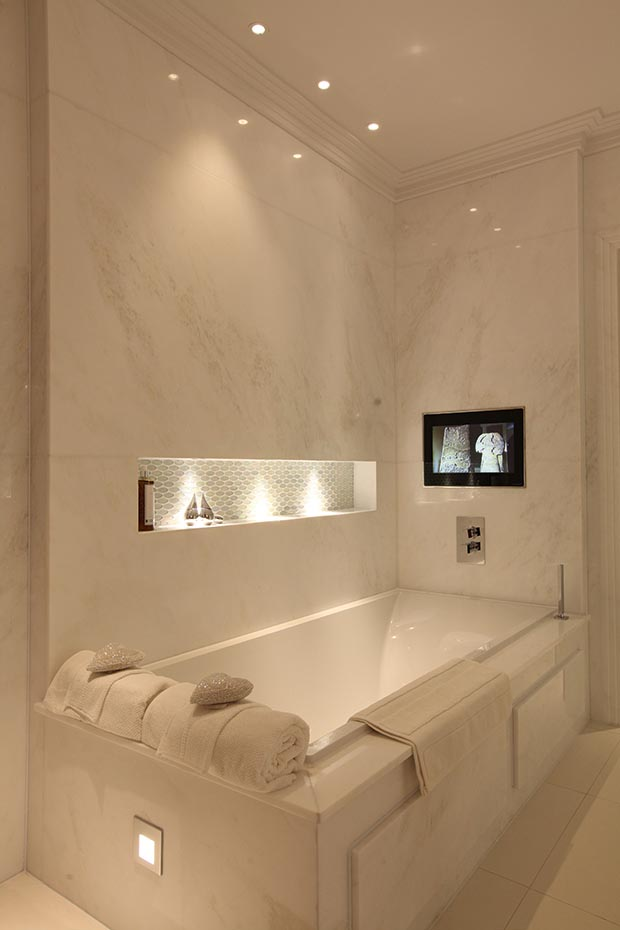 Good bathroom lighting design equals better life for Good bathroom designs