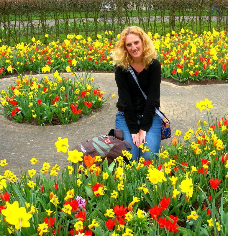 A kaleidoscope of color - Holland's Tulip Fields (5/6)