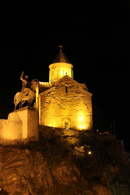 Twinkling Twilight in Tbilisi (4/6)
