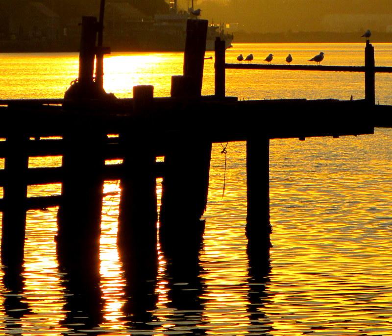 Sunsets - Warming up the Irish Winter (3/3)