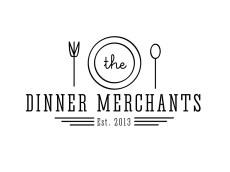 modern food logo