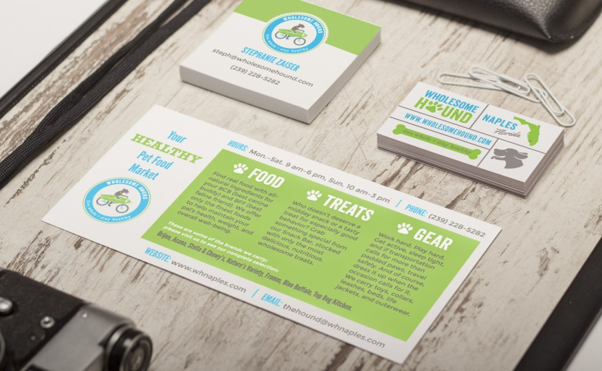 branding and print collateral