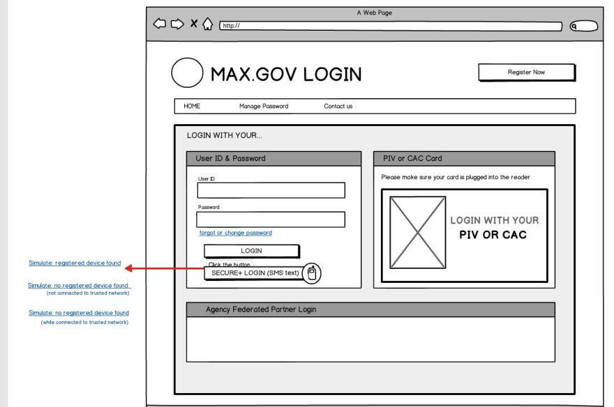 mockup a1-loginscreen