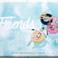 My Little FRIENDS Box - Août 2016 - la box qu'il ne fallait SURTOUT PAS rater