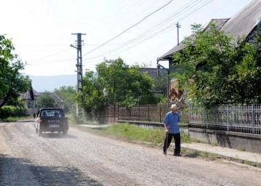 Sapanta (Maramuresz). Spokojna wieś z najgwarniejszym miejscem w kraju...