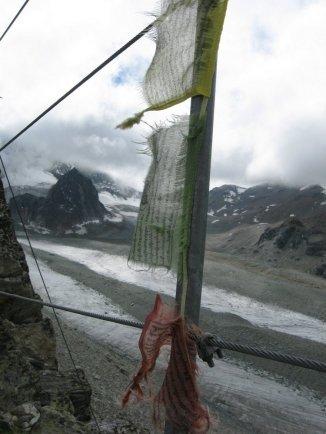 Pas de Chevres (2855). Alpy, nie Himalaje :).