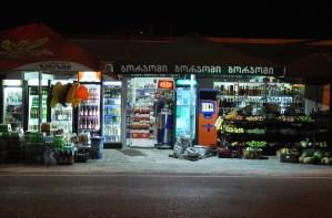 Nasz nocny sklepik w Gonio.