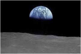 Aarde vanaf de maan