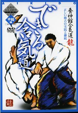 Budo Japan Martial Arts DVD Aikido for intermediate level