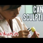 Naomi Yamaguchi, Japanese Candy Sculpting Artist