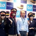 Silent Siren Ajak Wisatawan Indonesia Berkeliling Jepang dengan Tokyo Metro