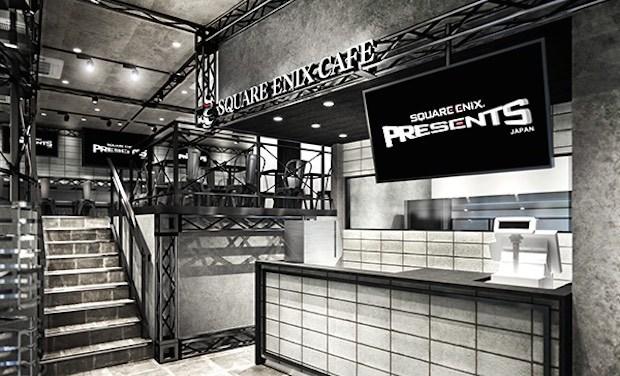 Square Enix Cafe Akan Dibuka di Akihabara Pada Oktober Nanti