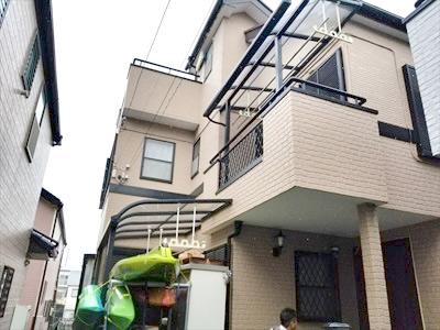 大和市 サイディング (1)