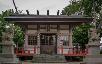 A Small Local Shrine: Akiba-jinja 「秋葉神社」 in Toyota City