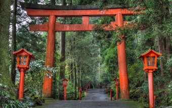 Hakone Shrine Travel Guide (Info + 14 HDR Photos)