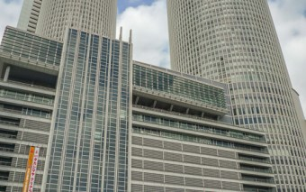 Big Japanese Buildings: Nagoya Station