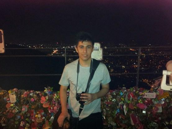 At Seoul Tower