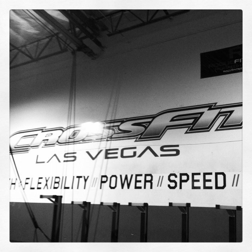 CrossFit Las Vegas WOD