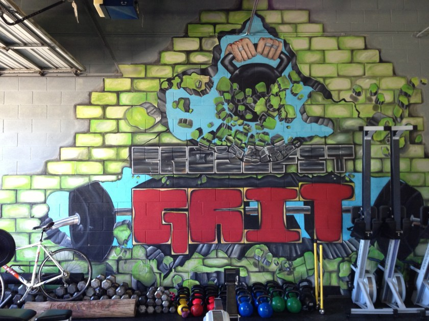 CrossFit Grit Sea Island Georgia