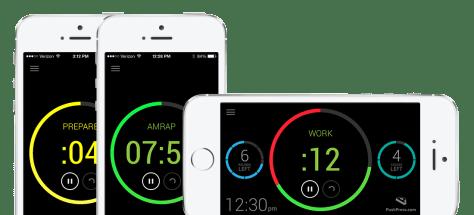 Free CrossFit Timer App