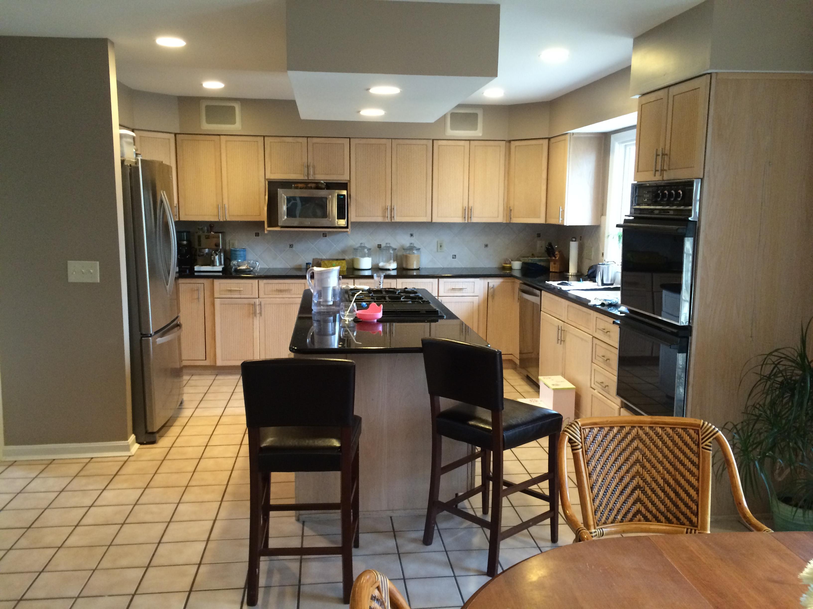 remodeling kitchen remodel cincinnati Kitchen Remodeling Rendering