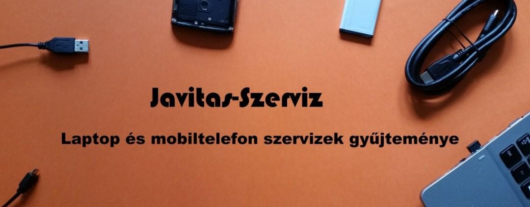 Laptop és mobiltelefon szervizek gyűjteménye