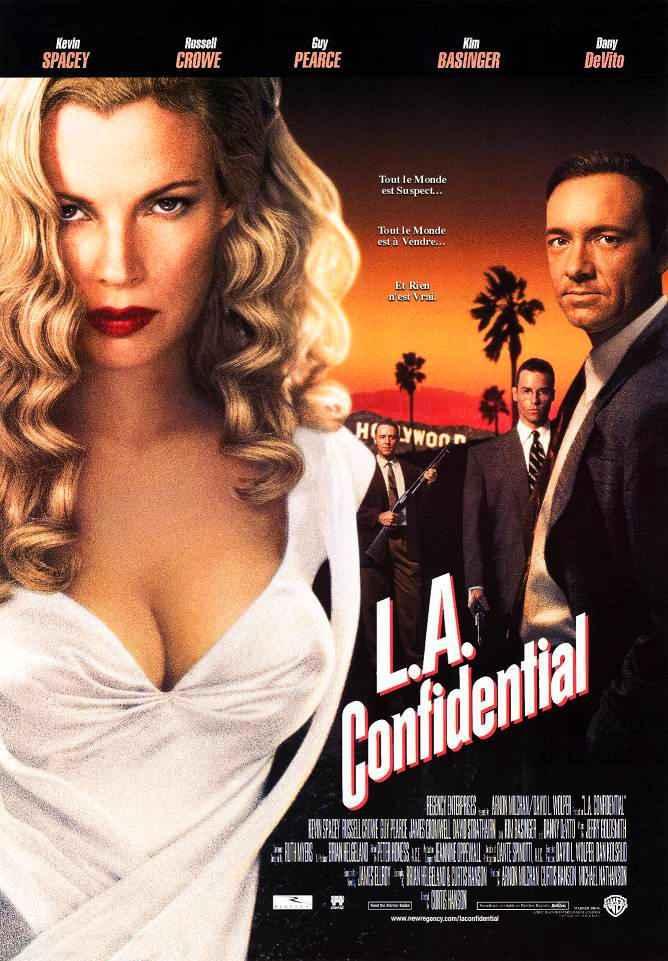 Poster do filme Los Angeles - Cidade Proibida