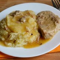 Ciapkapusta, czyli kapusta z ziemniakami