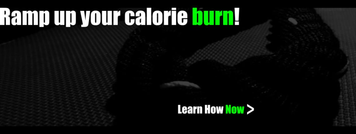 Calorie Burn Slide
