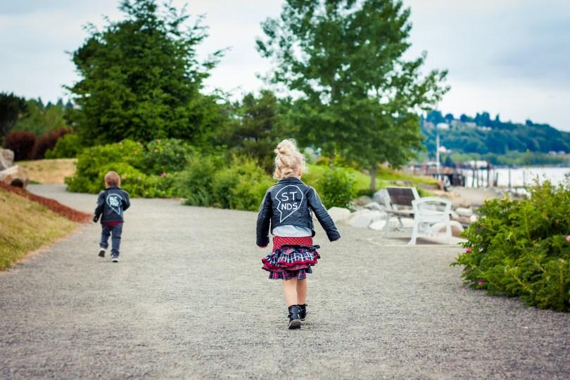 DIY Boy Girl Twins Best Friends Jackets