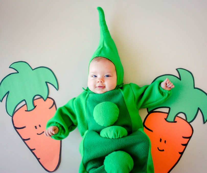 Flashback: Two Peas in a Pod {Halloween 2013}