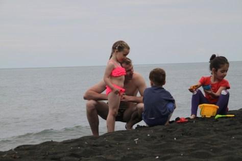 plaża w Ureki