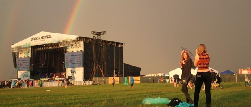 ten pierwszy raz, mocny bas, szybki pląs – Opener Festiwal