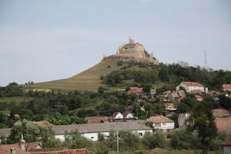rumuński zamek