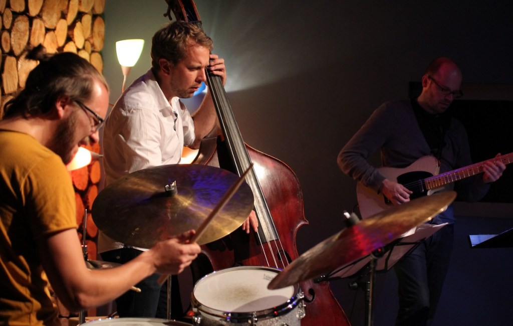 Fotos: TREY im Jazz-Café