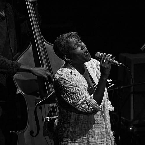 Rene Marie   Concierto: René Marie en el Festival Jazz San Javier, un regusto a elegancia   Fotografía